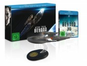Amazon.co.uk: Star Trek – Beyond 3D – Blu-ray 3D + 2D / inkl. Spaceship (Blu-ray) für £10 + VSK