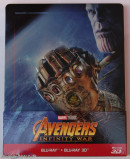 [Review] Avengers: Infinity War (3D/2D-Steelbook)