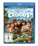 Amazon.de: Die Croods [3D Blu-ray] [Deluxe Edition] für 11,11€ + VSK