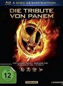 Amazon.de: Die Tribute von Panem – Gesamtedition [Blu-ray] für 12,99€ (Exklusiv für Prime-Mitglieder)