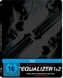 [Vorbestellung] Amazon.de: The Equalizer 1 + 2 (Steelbook) (exklusiv bei Amazon.de) [Blu-ray] für 34,99€ inkl. VSK