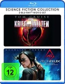 Media-Dealer.de: Tagesangebot – Krieg der Welten & Aeon Flux – Science Fiction Collection [Blu-ray] für 5,99€ + VSK