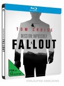 [Vorbestellung] Amazon.de: Mission Impossible 6 Fallout 2D & 4K Steelbook [Blu-ray] ab 22,99€+ VSK