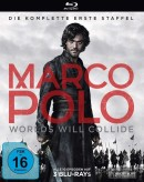 Amazon.de: Marco Polo [Blu-ray, 3 Discs] für 12€ + VSK