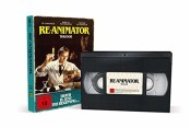 [Vorbestellung] Amazon.de: Re-Animator 1-3 – 4-Disc Limited Collector's Edition im VHS-Design [Blu-ray] für 44,99€ inkl. VSK