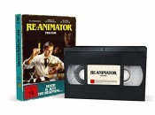 Amazon.de: Re-Animator 1-3 – 4-Disc Limited Collector's Edition im VHS-Design [Blu-ray] für 24,99€ inkl. VSK