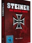 [Vorbestellung] Amazon.de: Steiner – Das Eiserne Kreuz 1+2 (Mediabook) [Blu-ray] für 24,99€ + VSK