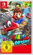 Saturn.de: Die große Nintendo-Nacht, u.a. Super Mario Odyssey [Switch] für 39,99€ & Mario und Luigi: Paper Jam Bros. [3DS] für 9,99€ inkl. VSK