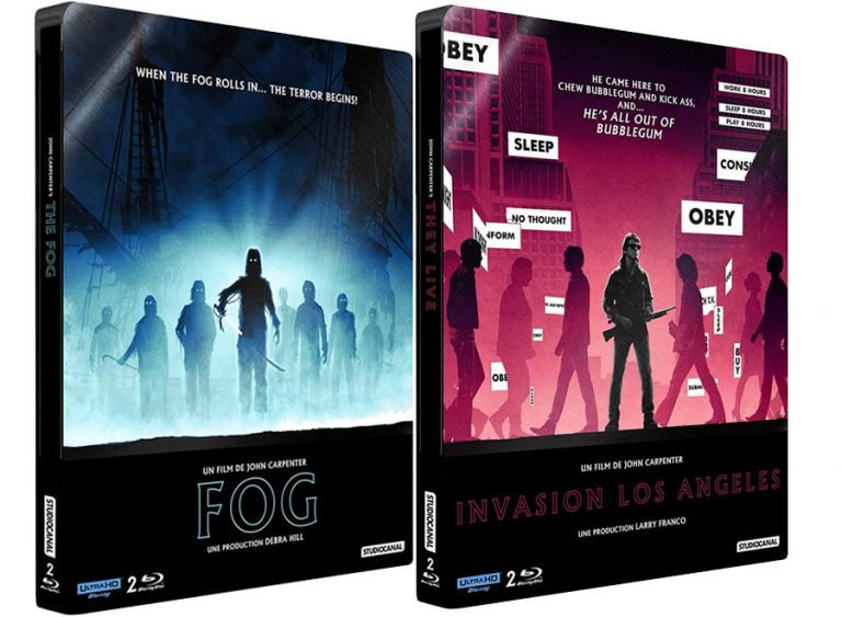 The Fog - 4K UHD