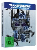 [Vorbestellung] Amazon.de: Transformers 5 Movie Collection [Blu-ray] Limited Steelbook für 69,95€ inkl. VSK