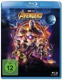REWE: Avengers – Infinity War [Blu-ray/DVD] für 14,99 / 12,99€