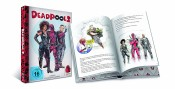 Thalia.de: 15% Rabatt mit WhatsApp-Newsletter-Anmeldung, z.B. Deadpool 2 (Mediabook) für nur 22,95€ inkl. VSK