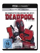 Thalia.de: Deadpool 1+2 (3 Blu-rays 4K Ultra HD) (+ 3 Blu-rays 2D) ab 27,99€ inkl. VSK