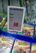[Lokal Berlin Wilmersdorf] MediaMarkt: Solo (Blu-ray) für 10€