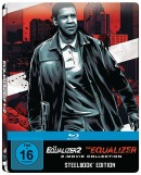 Amazon.de: The Equalizer 1 + 2 (Steelbook) (exklusiv bei Amazon.de) [Blu-ray] für 29,17€ inkl. VSK