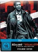 [Vorbestellung] Amazon.de: The Equalizer 1 + 2 (Steelbook) (exklusiv bei Amazon.de) [Blu-ray] für 34,99€ inkl. VSK