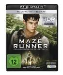 Amazon.de: Maze Runner 1 – Die Auserwählten im Labyrinth (4K Ultra HD) (+ Blu-ray) für 10,37€ + VSK