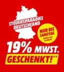 [Online + Lokal] MediaMarkt & Saturn:  15,97% Rabatt auf Alles – Nur am 21.09. + 22.09.18