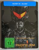 [Review] Pacific Rim: Uprising – 3D Steelbook (MM-/Saturn-exklusiv)
