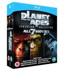 Shop4de.com: Games & Movies, z.B. Planet der Affen – 7 Film Collection [Blu-ray] für 9,99€ inkl. VSK, u.v.m.