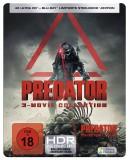 Amazon.de: PREDATOR 1-3 Steelbook [4k Ultra HD Blu-ray] für 47,89€ inkl. VSK