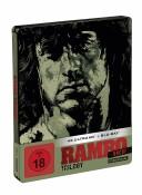 [Vorbestellung] Media-Dealer.de: Rambo Trilogy (Steelbook) [4K UHD Blu-ray + Blu-ray] für 55,97€ + VSK