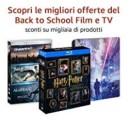 """Amazon.it: Neue Aktionen z.B. """"Back to school"""", 4x Warner Steelbook für 35€, 3x Warner 4k für 40€"""