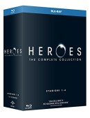 Amazon.it: Heroes Staffel 1-4 Box-Set [Blu-ray] für 19,99€ + VSK