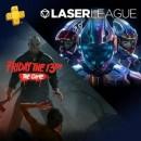 PSN Store: Neue PS Plus Spiele im Oktober z.B. Friday the 13th + Laser League [PS4]