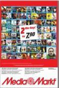 [Lokal Aachen/Kreis Heinsberg/Eschweiler] MediaMarkt: 2 Blu-rays für 7,90€