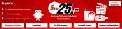 MediaMarkt.de: 5 Blu-rays für 25€ inkl. VSK