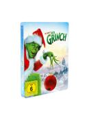 [Vorbestellung] MediaMarkt & Saturn.de: Der Grinch – Exklusives, nummeriertes Lenticular-Steelbook [Blu-ray] für 14,99€ + VSK