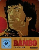Amazon.de: Rambo First Blood – Rambo III – Steelbook – [Blu-ray] für 14,97€ + VSK