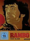 [Vorbestellung] Amazon.de: Rambo First Blood – Rambo II – Der Auftrag – Rambo III – Steelbook – [Blu-ray] für 17,99€ + VSK