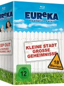 Media-Dealer.de: Eureka – Die komplette Serie [Blu-ray] für 22,99€ + VSK …und weitere Filme