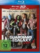 Amazon.de: Guardians of the Galaxy Vol. 2 (2D & 3D)[3D-Blu-ray] für 13,99€ + VSK