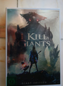 [Review] I Kill Giants (DIN A4 Sonderedition inkl. DVD, Blu-ray, Postkarten und Hardcover-Graphic Novel mit Variant Cover im Schuber) (exklusiv bei Amazon.de)