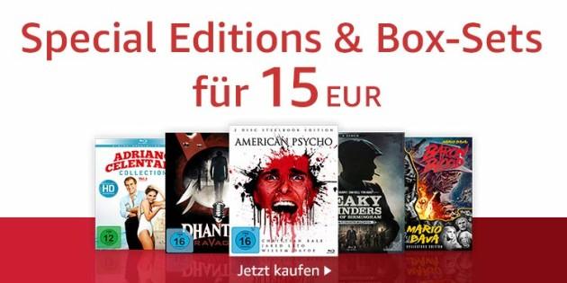 Amazon.de: 15 Jahre Koch Media &  Warner Einheitspreise (bis 07.10.18)