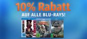 Müller: 10% Rabatt auf alle Blu-rays (Nur am 19.10.18) 15% auf alle DVD (bis 25.10.18)