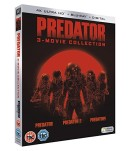 Amazon.co.uk: Predator Trilogy [4K UHD + Blu-ray] für 27,65€ inkl. VSK