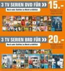 [Lokal] Saturn Berlin: 3 TV Serien auf Blu-ray für 20€  für ausgewählte Titel im Markt bis 20.10.18