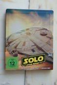 [Review] Solo: A Star Wars Story 3D Steelbook