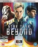 Amazon.co.uk: Star Trek Beyond (+ Blu-ray) [4K Blu-ray] für 12,60€ inkl. VSK