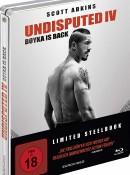 Amazon.de: Undisputed IV – Boyka Is Back (Steelbook) [Blu-ray] für 11€ inkl. VSK