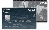 Amazon.de: Prime VISA Karte mit 70€ Startgutschrift & 0€ Kartenpreis + 3% zurück in Form von Amazon Punkten