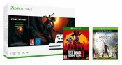 Amazon.co.uk: Xbox One S 1TB Shadow of the Tomb Raider Bundle + Red Dead Redemption 2 + Assassin's Creed Odyssey Limited Edition für 267,90€ inkl. VSK