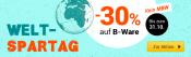 Medimops.de: 30%-Gutschein auf unser gesamtes B-Ware-Sortiment (gültig bis 31.10.2018)