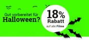 Medimops.de: Schaurig schöne 18% Rabatt auf alle Filme (gültig bis 21.10.2018)