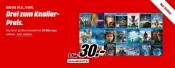Saturn.de: 3 für 30€ – 3D Blu-rays (VSK-frei, bis 27.12.18)