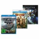 Amazon.de: Cyber Monday Woche – Black Friday Tagesangebote u.a. Bis zu 32%: 3D Blu-rays
